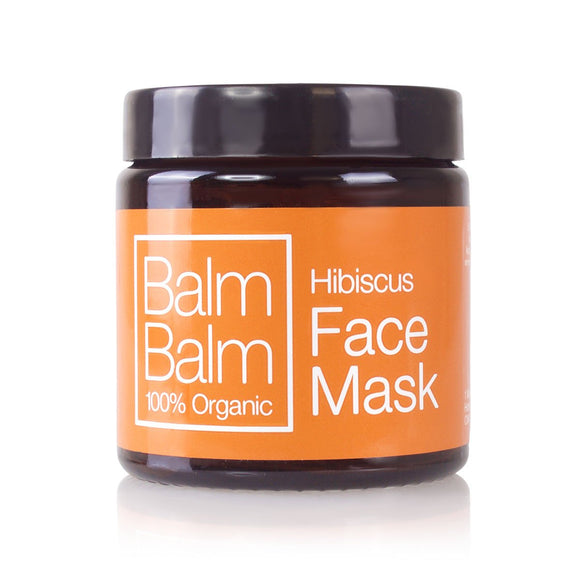Hibiscus Face Mask 90g - Natural Ethos