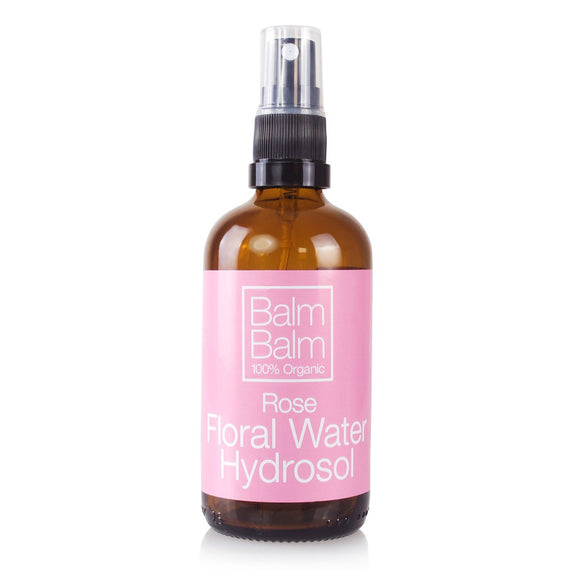 Rose Floral Water 100ml - Natural Ethos