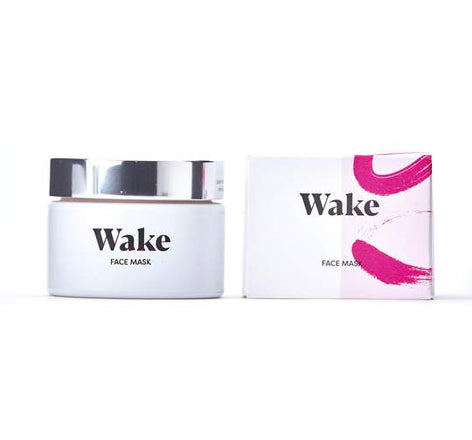 Wake Skincare Face Mask - Natural Ethos
