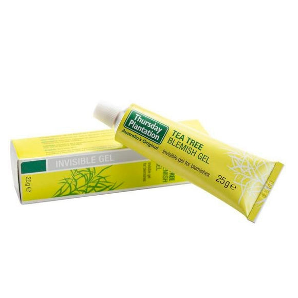 Thursday Plantation Tea Tree Blemish Gel 25g - Natural Ethos