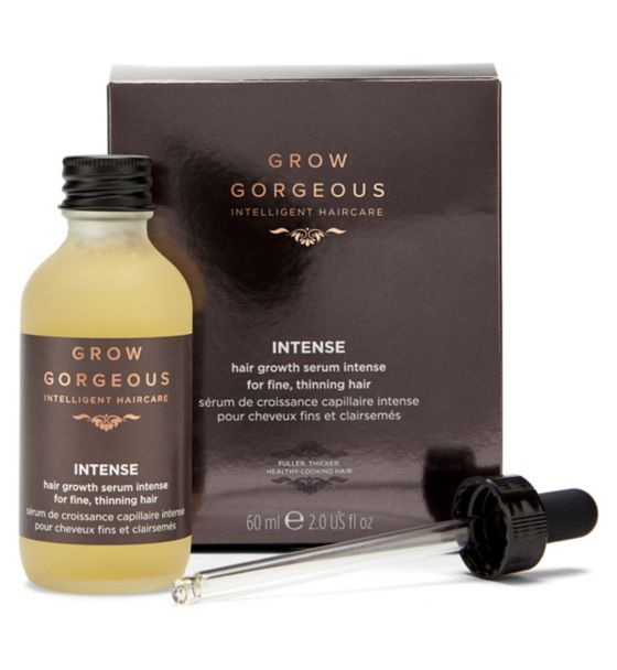 Grow Gorgeous Hair Growth Serum Intense 60ml - Natural Ethos