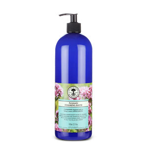 Aromatic Foaming Bath Large (950ml) - Natural Ethos