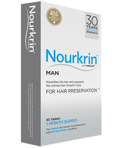 Nourkrin Man 60 Tablets (1 Month Supply) - Natural Ethos