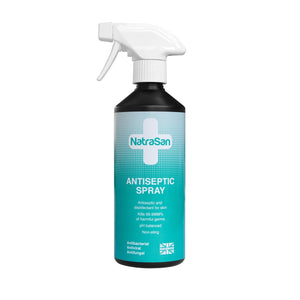 NatraSan Antiseptic Spray 500ml - Natural Ethos