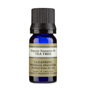 Neal's Yard Tea Tree Organic 10ml - Natural Ethos