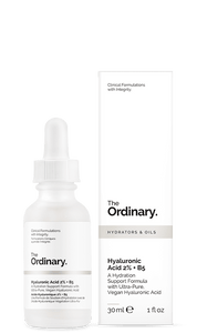 The Ordinary Hyaluronic Acid 2% + B5 - Natural Ethos