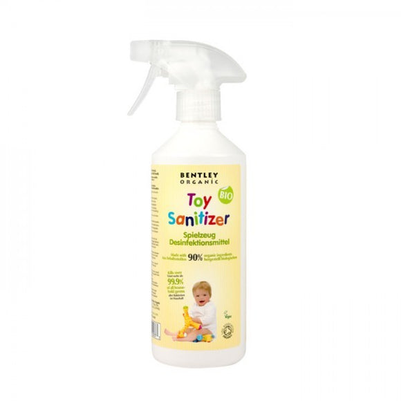 Bentley Organic Toy Sanitizer 500ml - Natural Ethos