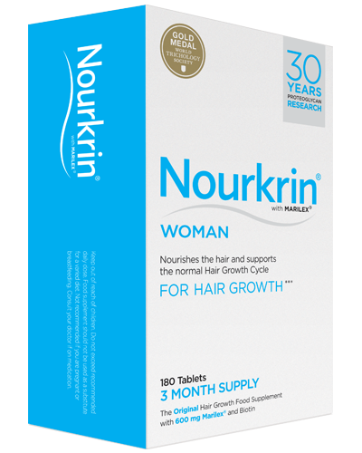 Nourkrin Woman 180 Tablets (3 Months Supply) - Natural Ethos