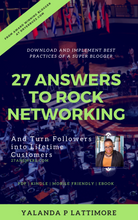 Load image into Gallery viewer, Download 27 Answers to Rock Networking | Books by DryerBuzz