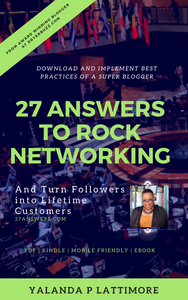 Download 27 Answers to Rock Networking | Books by DryerBuzz