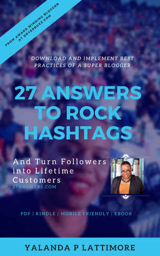 Download 27 Answers to Rock Hashtags | Books by DryerBuzz