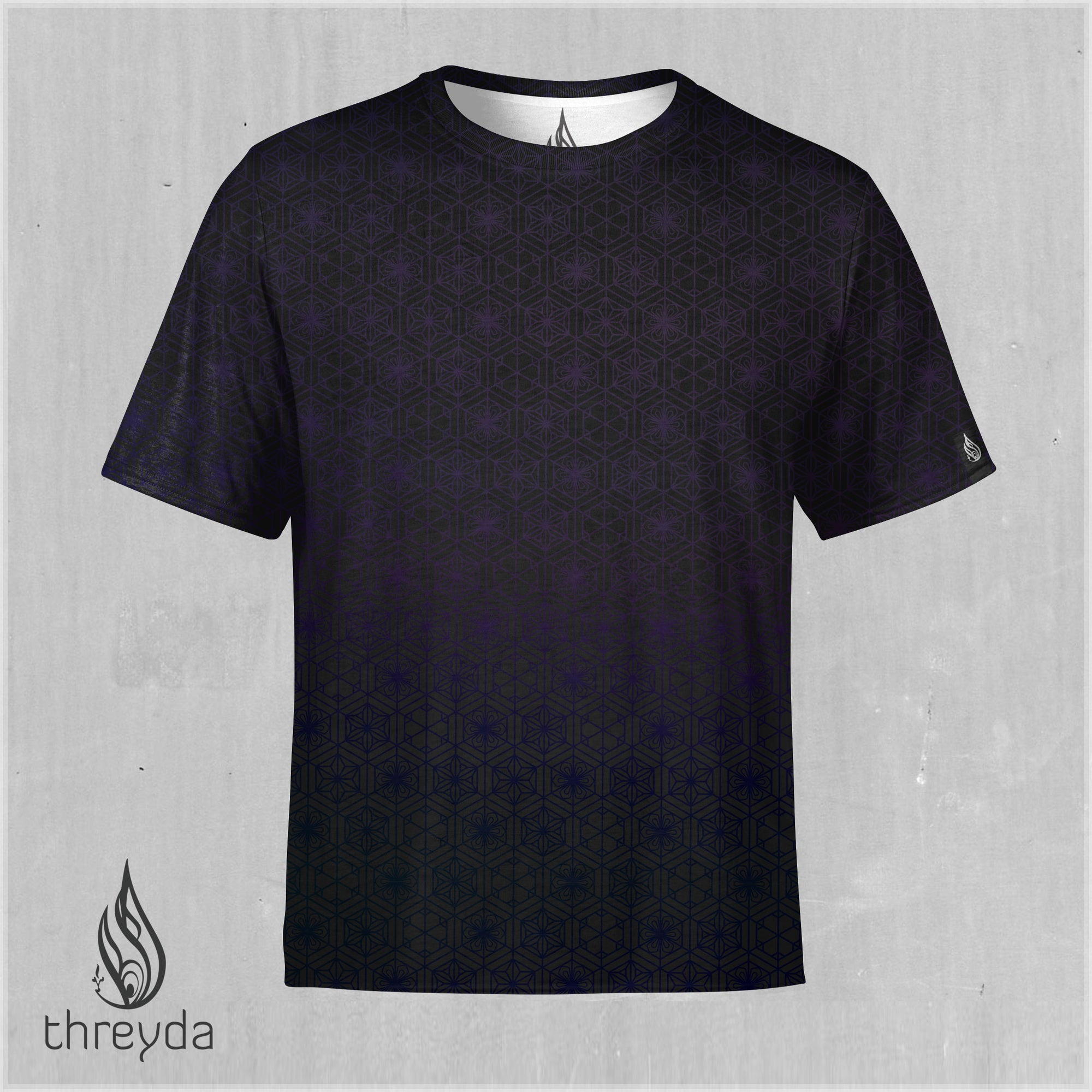 Alignment Sublimation Tee by Threyda