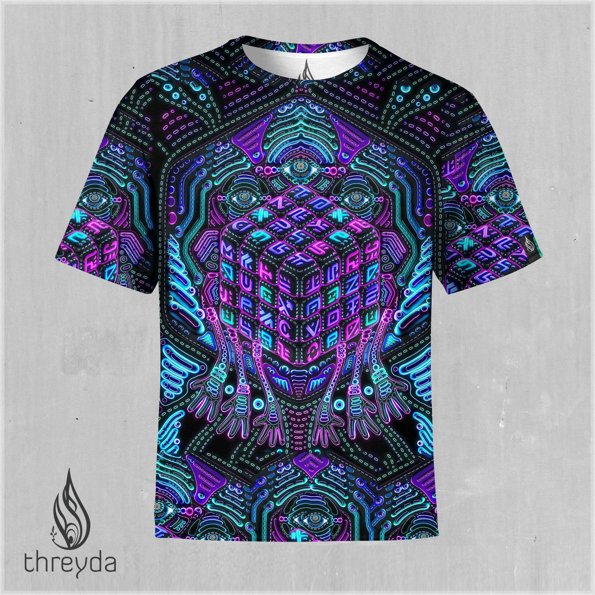 Gift Sublimation Tee by Ben Ridgway