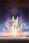 Crystalline Dreams by Mugwort , Art Print - Mugwort, Threyda