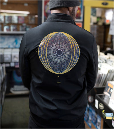 Third Eye Bomber Jacket by Matt Mills & Matt Andres
