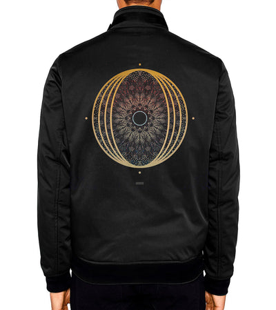 Third Eye Bomber Jacket by Matt Mills & Matt Andres - Ships 01/2019