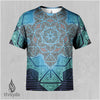 Multilateral Sublimation Tee by Aleo