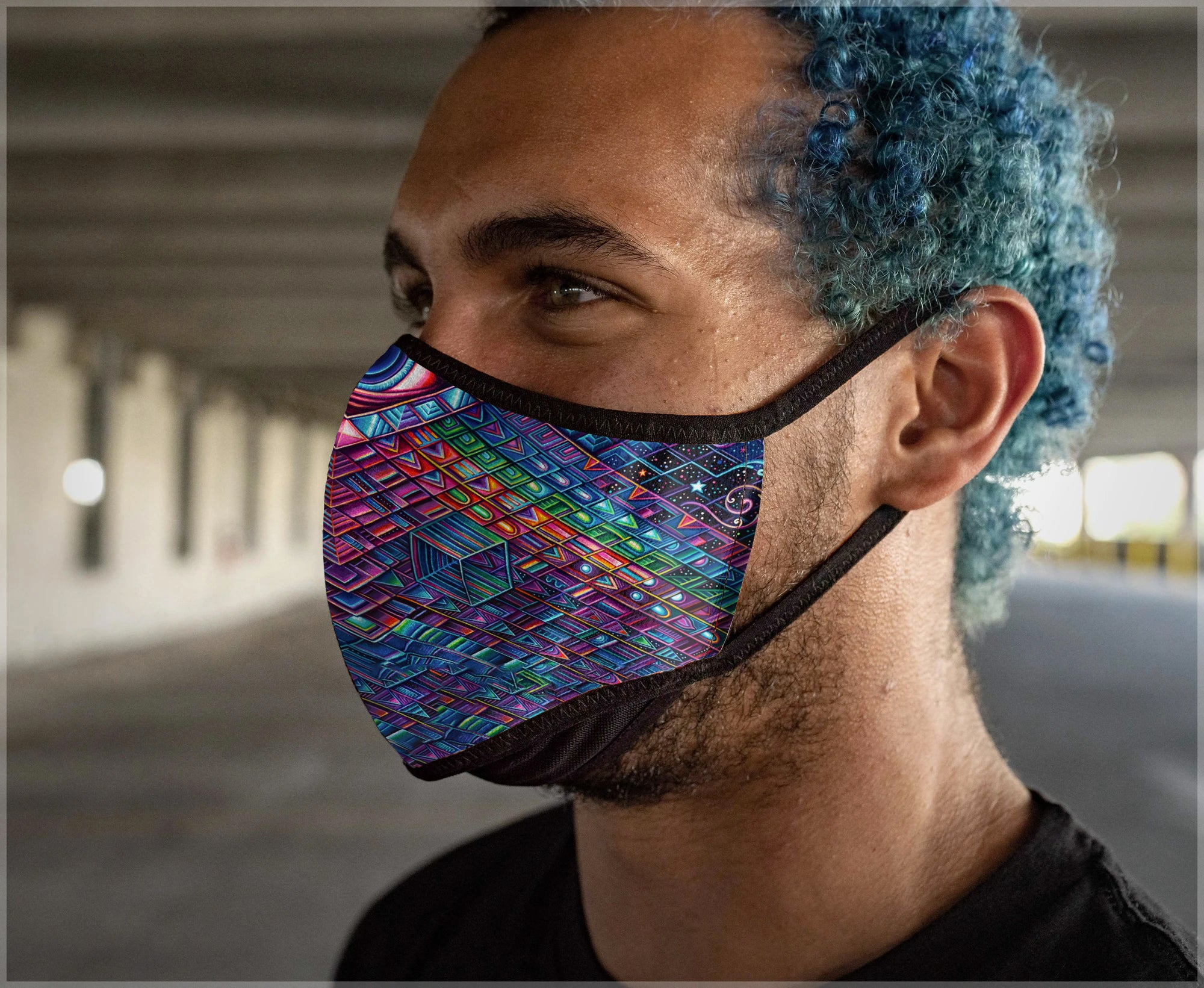 Calibration Mask by John Speaker