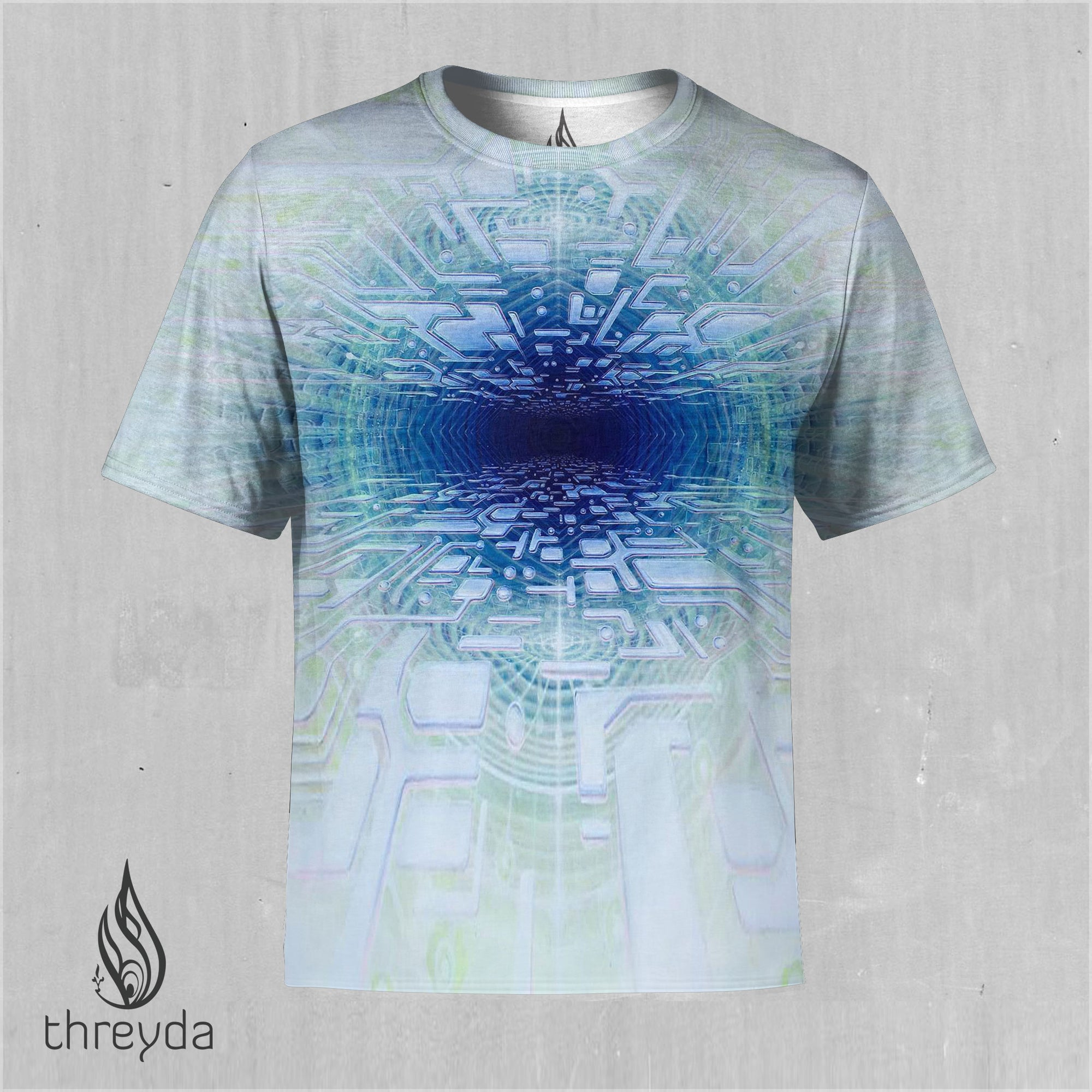 6o1 Sublimation Tee by Kent Baltutat