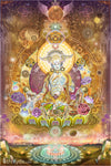 White Tara by Mugwort , Art Print - Mugwort, Threyda
