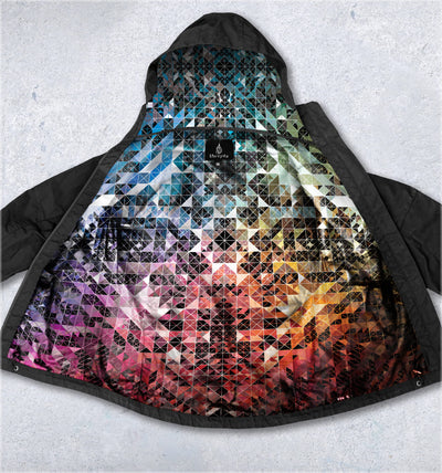 Color Quanta Obsidian Jacket by Andy Gilmore
