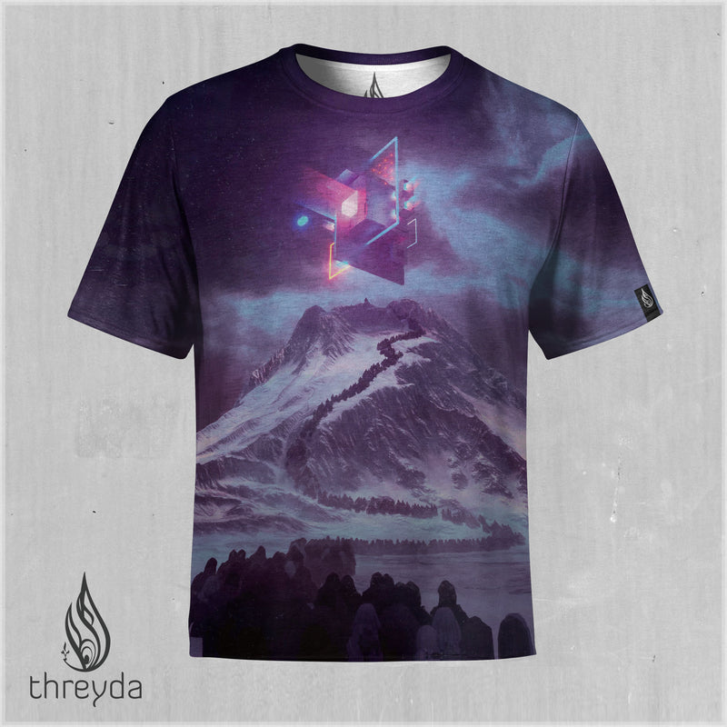 Journey Sublimation Tee by Beeple