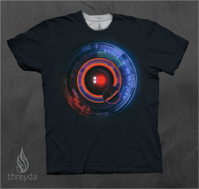 BIINARY PUPIL Sublimation Tee by Beeple
