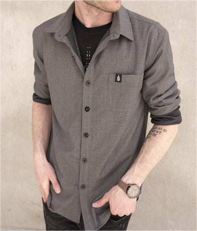 Blackstar Button Down Shirt by Threyda