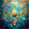 Blissful Awareness by Fabian Jimenez