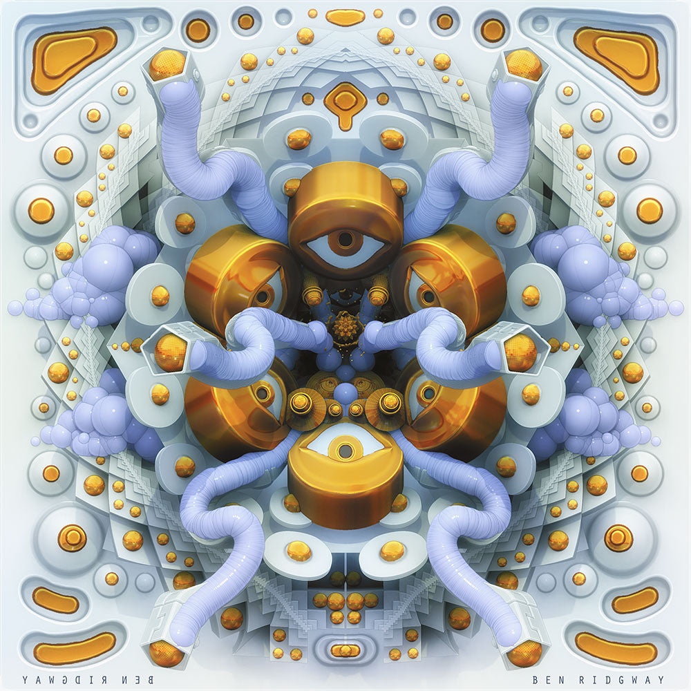 Breakthrough Portal by Ben Ridgway , Art Print - Ben Ridgway, Threyda