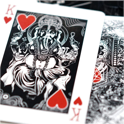 Paradox Playing Cards by Justin Totemical