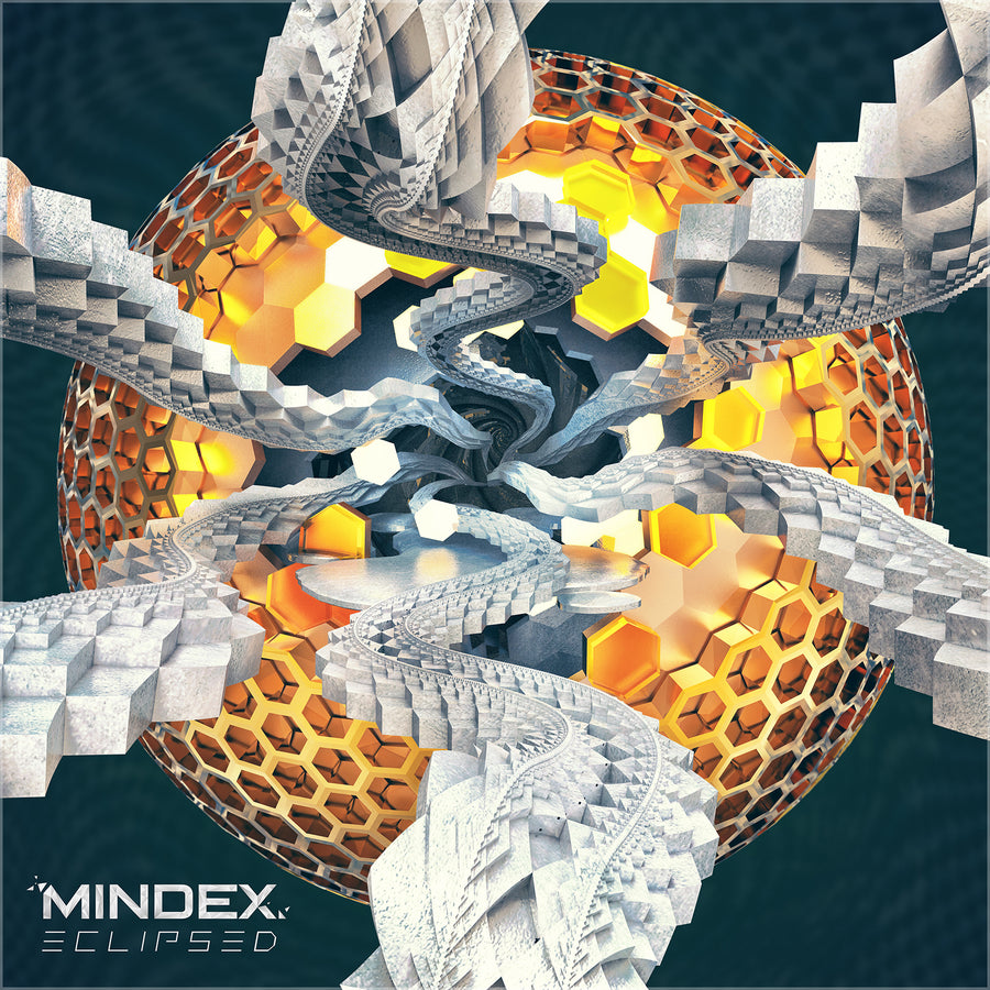 Eclipsed EP by Mindex With Ben Ridgway Art