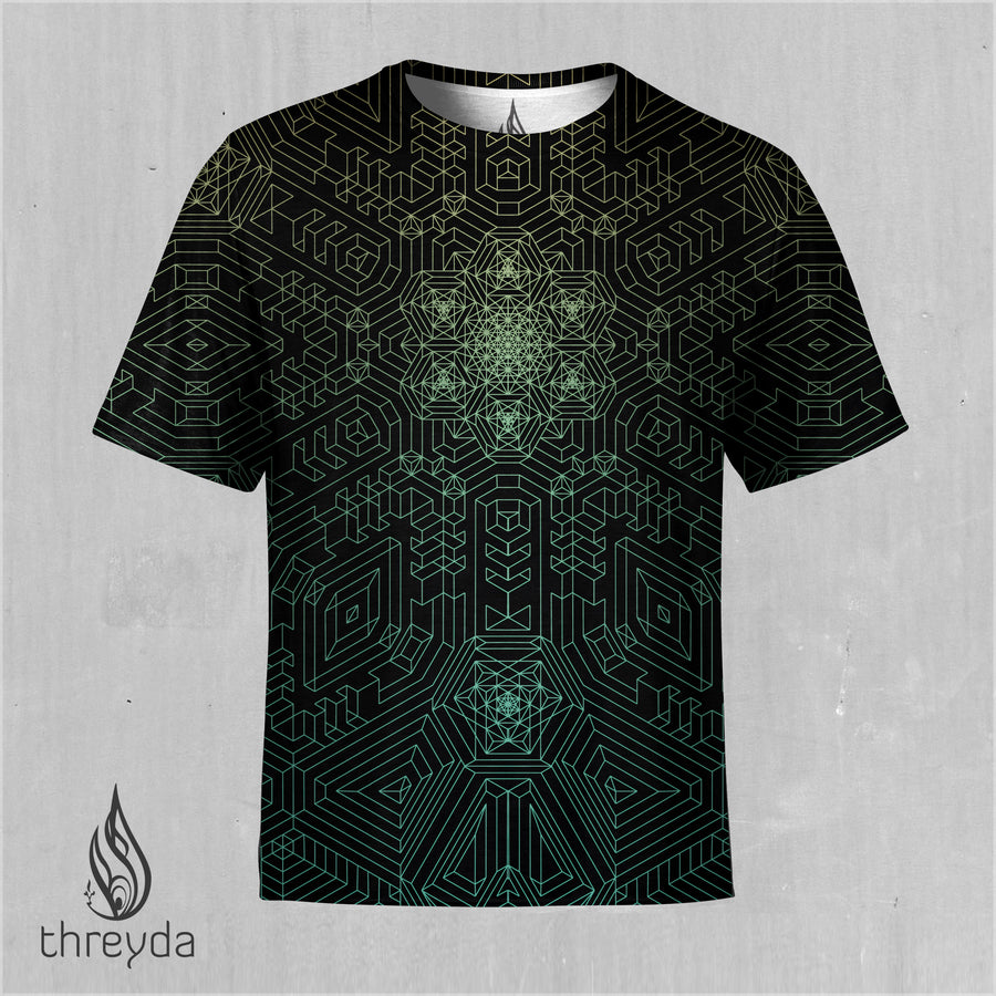 Dimitri Sublimation Tee by Mike Cole