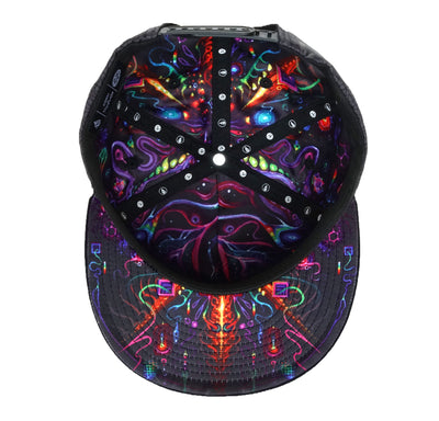 Fauna Snapback Hat by E Howard