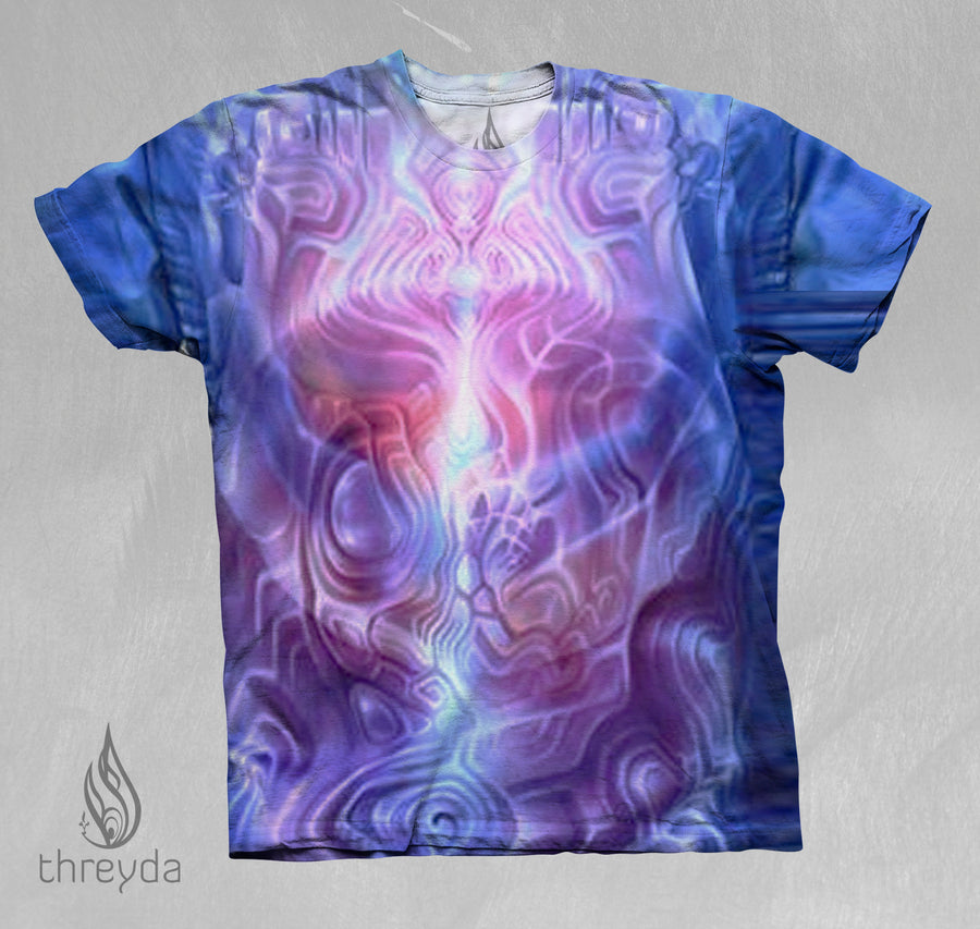Entanglement Sublimation Tee by Fabian Jimenez - 2XL Size