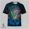 Vortex Sublimation Tee by Fabian Jimenez