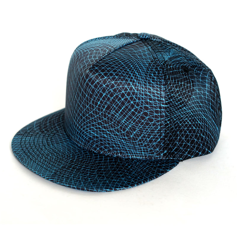 Harmonic Sequence Hat by Peter Westermann