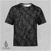 Abstract Sublimation Tee by Ben Ridgway