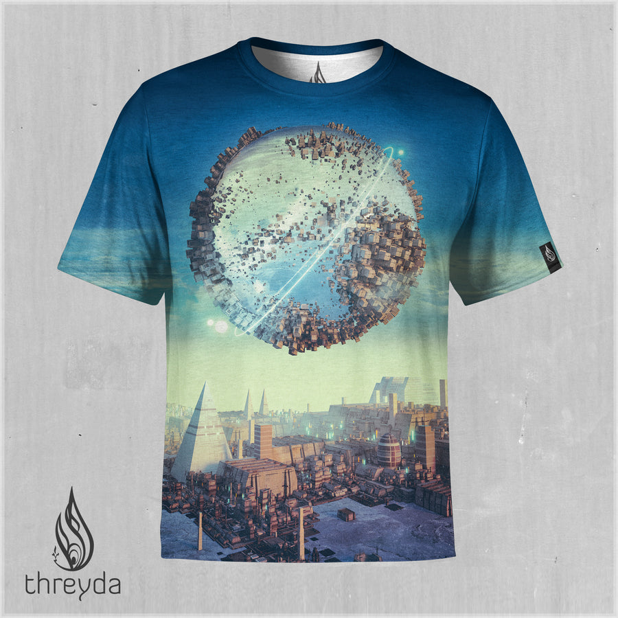 Kyoto.7 Sublimation Tee by Beeple