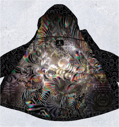 Iridescent Particles Jacket by Fabian Jimenez