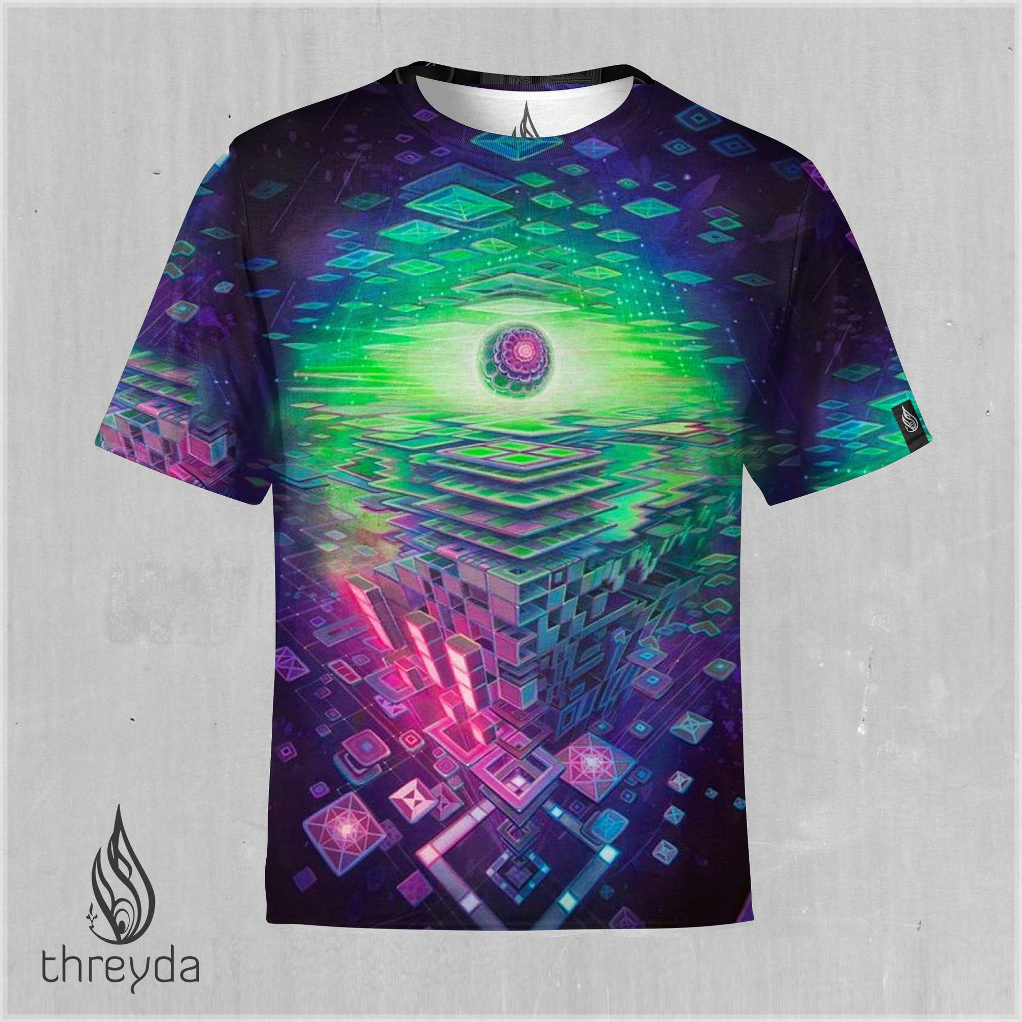 Limelight Sublimation Tee by Jake Amason