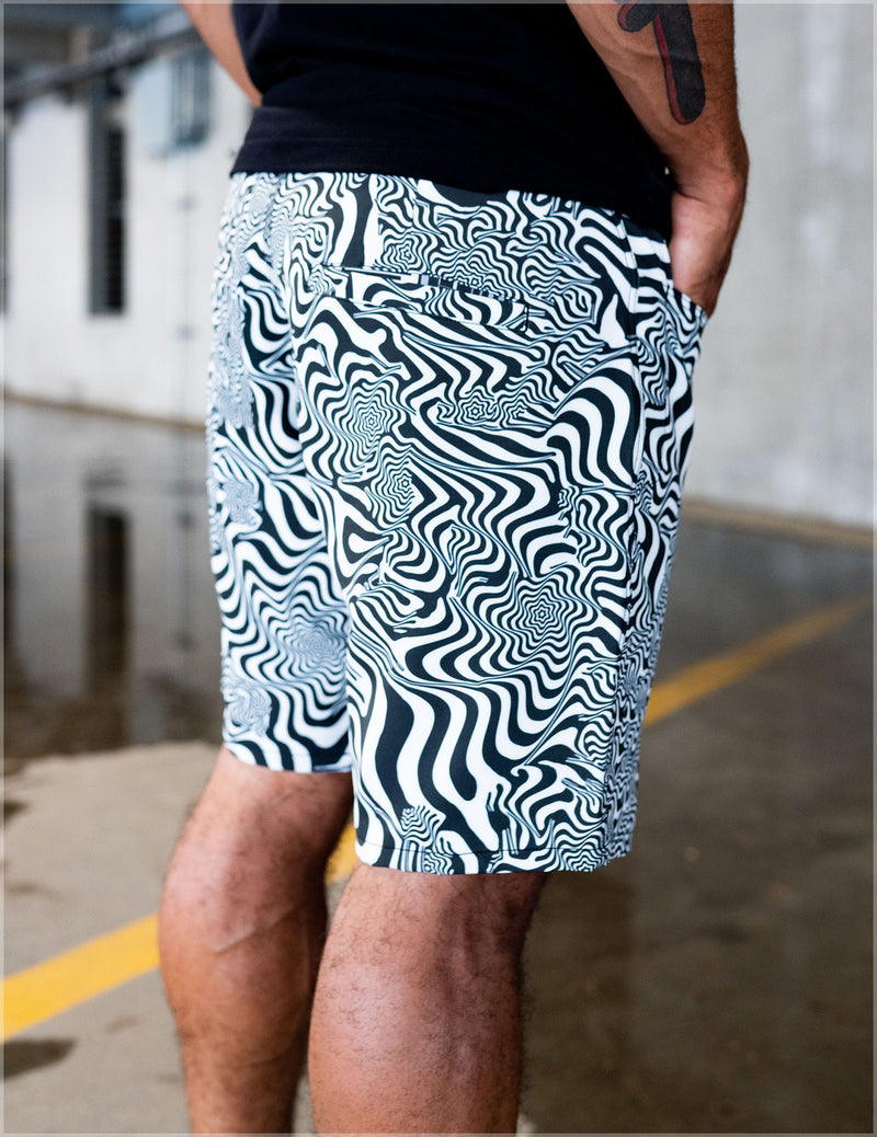 Illusion Shorts by Threyda