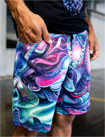 Oracle Shorts by Threyda x Apex Collective