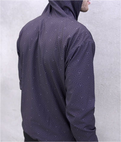 Peak Midweight Reversible Hoodie by E Howard