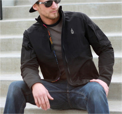 Prismatica Tactical Jacket by Mike Cole