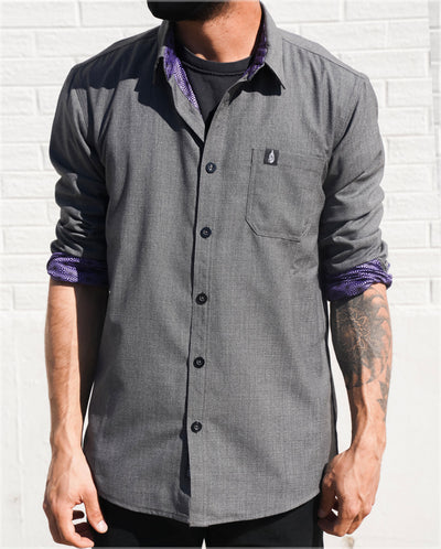 Formation Button Down Shirt by Threyda