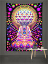 Rainbow Consciousness Tapestry by Ben Ridgway - Ships July 2020