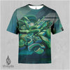 Reign Sublimation Tee by Stephen Kruse