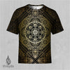 Skeleton Key Sublimation Tee by Mugwort