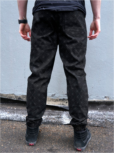 Flashpoint Cotton Joggers by Threyda